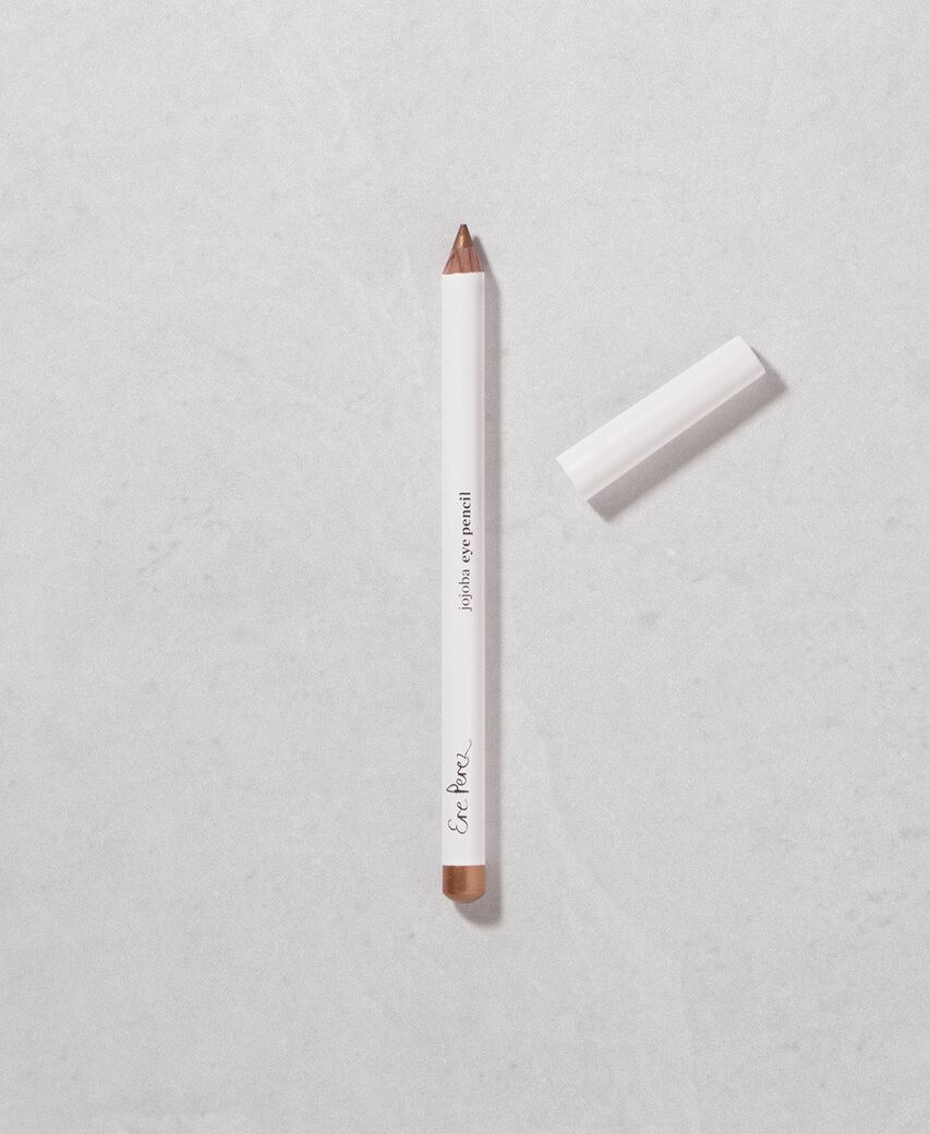 Jojoba Eye Pencil - Gold define eyes naturally Shimmer gold